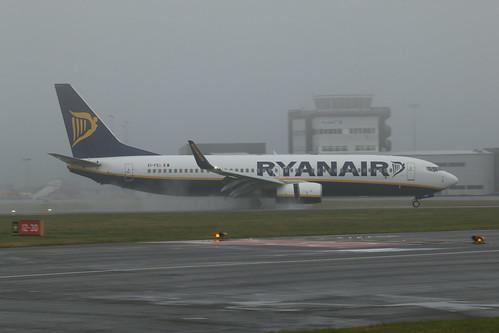 EI-FEI wet landing.
