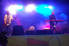 Scouting For Girls [19] (Ian R. Simpson) Tags: scoutingforgirls band musiucians entertainers morecambecarnival2016 mc16 morecambe lancashire act stage music concert performance