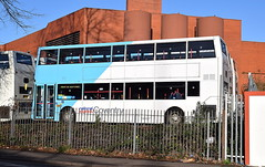 National Express Coventry garage on Boxing Day (paulburr73) Tags: 4208 nxc coventry boxingday 2016 december wt busdepot garage bankholiday