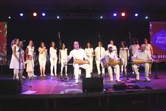 London Lucumi Choir (2016) 01 (KM's Live Music shots) Tags: worldmusic greatbritain cuba afrocubanmusic choir orishasongs londonlucumichoir fridaytonic southbankcentre