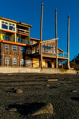 21  _DSC2402 (Betty Johnston) Tags: sointula malcolm island bc british columbia west coast the oceanfront hotel whales rub pub