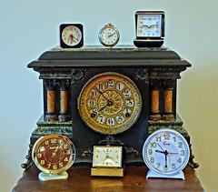 National Tick Tock Day (smiles7) Tags: nationalticktockday ticktockday clocks 3662016