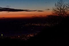 Tramonto (LifeReporter) Tags: vesuvio tramonto stelle colatalavica natura cratere neve lava paesaggio isole notte inverno napoli italia