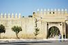 Entrance to the old Fez medina, Morocco (Naomi Rahim (thanks for 3 million visits)) Tags: fes fez fas morocco maroc 2016 northafrica africa travelphotography travel nikon nikond7200 wanderlust streetphotography architecture gate medina