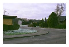 The neighbourhood (Christopher Magni Kjerholt) Tags: nikon el analog fuji 400 expired 2009 herning denmark