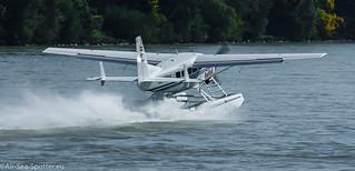 """Cessna CE 208 Amphibian """"Caravan"""" OE-EDM"""