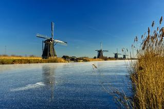 A more classic-like Kinderdijk