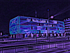 Montpellier - Port & Parc Marianne (jc.d the cycling photographer) Tags: france languedocroussillonmidipyrénées hérault montpellier montpelliermétropoleméditerranée villeneuvelèsmaguelone