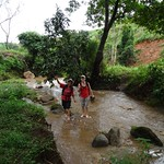 Trekking bei Chiang Rai