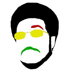 Biafra version (Mad African!: (Broken Sword)) Tags: face logo biafra naija madafrican coreldraw9