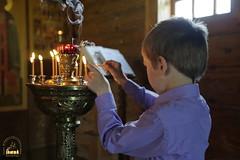 17. Patron Saint's day at All Saints Skete / Престольный праздник во Всехсвятском скиту