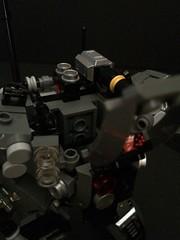 7. NMS-01 Cockpit 1 (Sam.C MOCs S2 Studios)) Tags: robot lego military scifi mech moc hardsuit