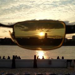 HDR mal anders. Spontan, mit iPhone+Sonnenbrille, ganz ohne besondere Nachbereitung.
