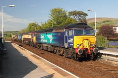 57306+57312+37259+20309 Kirkby in Furness, Cumbria (Paul Emma) Tags: uk railroad england train railway cumbria locomotive diesellocomotive class37 dieseltrain 20309 class20 class57 37259 57312 57306 kirkbyinfurness 6k73