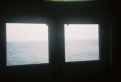 764277T-R1-051-24 (aspininaspiritcar) Tags: ocean sea summer sky film beach field ferry 35mm boat marthas vineyard sand rocks minolta massachusetts atlantic marthasvineyard