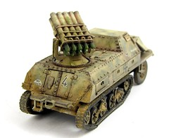IMG_8171 (Troop of Shewe) Tags: 156 maultier 15cm warlordgames troopofshewe sdkfz41 panzerwerfer42
