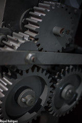 MUMI (Asturias) (Dinacast) Tags: asturias mina mumi máquina engranaje museominero