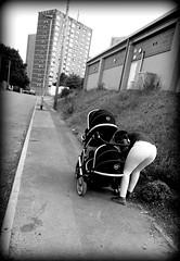 Little London, Leeds (James W Bell (Good Honest Iago) - Leeds) Tags: public photography leeds streetphotography flats highrise housing innercity unposed brutalism socialhousing