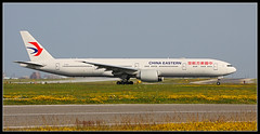 B-2003 China Eastern Airlines Boeing 777-300 (Tom Podolec) Tags:  way this all image may any used rights be without reserved permission prior 2015news46mississaugaontariocanadatorontopearsoninternationalairporttorontopearson