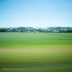 Horizon four (GFFW PHOTOGRAPHY) Tags: blue abstract blur green art horizontal canon square landscape horizon canvas squareformat prints panning blured wallhangings 2015 5dmk3