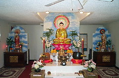 Chu Pho Minh Vietnamese Buddhist Temple (Fort Smith, AR)