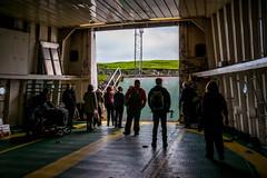 Nolsoy: Arriving at Nolsoy (jaeschol) Tags: atlantic faroeislands faroe nolsoy nlsoy streymoy