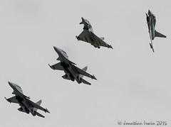 SB065 SB309 Sukhoi SU-30MK1 Flankers  Plus 2 Eurofighter Typhoons In Formation_MG_2443 (www.jon-irwin-photography.co.uk) Tags: 2 indian formation eurofighter plus airforce raf typhoons in sukhoi flankers coningsby sb309 sb065 su30mk1
