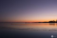 sunset bodensee 2 - long exposure (kajij) Tags: sunset sea lake water dawn see meer sonnenuntergang bodensee constance