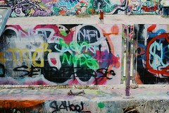 2016-12-24 02.40.52 4 (Jayme Rose Photography) Tags: austin texas graffiti wall graffitiwall spray paint spraypaint streetphotography street photoraphy canonm3 vsco vscocam portrait art artists atx keepaustinweird colorful nature outdoors instax