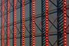 Red construction (Jan van der Wolf) Tags: map160111v building gebouw composition construction red rood shadow shadowplay lines lijnen lijnenspel interplayoflines playoflines factory fabriek