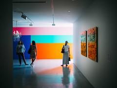 Museum of Contemporary Art, Circular Quay 2015. (Albion Harrison-Naish) Tags: mca museumofcontemporaryart circularquay sydney newsouthwales nsw australia streetphotography sydneystreetphotography olympus olympusem5 em5 lumixg20f17ii