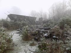 Impermanent Way (Jason_Hood) Tags: fog frost