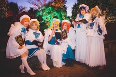 holiday2016-a01 (jobevvy) Tags: peddlersvillage 2016 onlocation christmas cosplay anime gaming xmas photoshoot