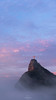 Sunrise @Mirante Dona Marta, Rio de Janeiro, Brazil (rafa bahiense) Tags: 500px brazil carioca d610 d7000 nikkor nikon rafabahiense rio2016 rio450anos riodejaneiro southamerica wonderfulcity beautiful black blue colour dark discover explore flickr green landscape light orange photo photography pink red relax shadow stunning sun sunlight therapy travel white wonderful yellow christ redeemer corcovado sunrise bluehour colors fog