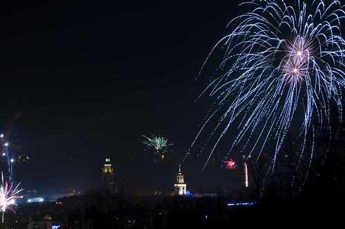 Świebodzice New Year 2017
