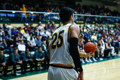 USF Basketball vs LMU 138 (donsathletics) Tags: usf mens basketball vs lmu 137 jordan ratinho university san francisco dons