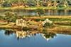 On the Nile (peterschneider608) Tags: egypt ägypten pentax k3 voyage travel reise nile nil blue water wasser blau yellow gelb tent zelt sky himmel cloud wolke darktable photomatix hdr river fluss afrika africa
