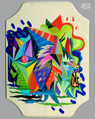 Anckmillan  Acrilic on wood  10X15 cms  2017  #anckmillan #minicanvas #artsemfronteiras #keepdoing #geometric #anck #artporn #smallart #activism #artivism #artnow #picame #newseries #wood #pintura #painting #nostop #artcolombia #sgart #instart (ANCK MILLAN) Tags: keepdoing artsemfronteiras picame anckmillan nostop wood artcolombia artporn minicanvas activism geometric newseries anck artivism smallart sgart instart painting artnow pintura