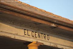 El Centro depot, CA (Travis Berryman) Tags: unionpacific beaumonthill uprr upyumasub desertrailroading