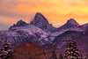Westside Sunrise (James Neeley) Tags: tetons grandtetons idaho westside sunrise driggs tetoncam jamesneeley