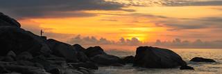 Sunrise @Abricó Beach, Rio de Janeiro, Brazil