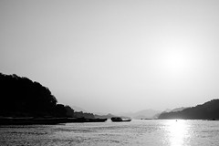Let's Talk (DEARTH !) Tags: mekong laos southeastasia lao dearth blackandwhite slowboat mekongriver travel sainyabuliprovince la