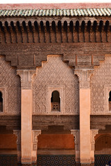 Medresa Ben Youssef (LG_92) Tags: morocco africa 2017 january nikon dslr d3100 trip holiday marrakech architecture