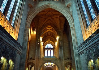 The Nave looking East to West.