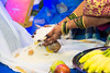 Fruit & Rice (SHAYNE INC PHOTOGRAPHY) Tags: engagement ring ceremony rings customs blessings indian maharashtrian commitment shayneincphotography occasions colors traditions love bond cake rice offering