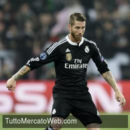 Real Madrid, il Manchester United interessato a SERGIO RAMOS