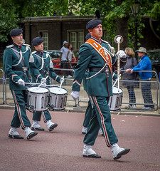 Lead (Aultone) Tags: uk greatbritain england music london netherlands mall europe band parade celebration waterloo celebrations 200 marching gb marchingband katwijk lead the 200th dvs aultone waterloo200 24455265