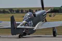 P-51D 44-73877 G-SHWN Norwegian Spitfire Foundation (Richard.Crockett 64) Tags: fighter ww2 duxford mustang cambridgeshire raf airfield p51 worldwartwo imperialwarmuseum northamerican 2015 royalairforce n167f 4473877 gshwn norwegianspitfirefoundation