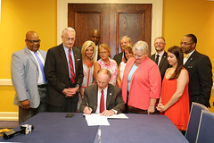 06-25-2015 Bill Signing in Mobile