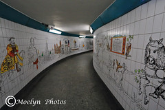 London Underground Station 3-25-15 (moelynphotos) Tags: urban london underground unitedkingdom undergroundstation moelynphotos